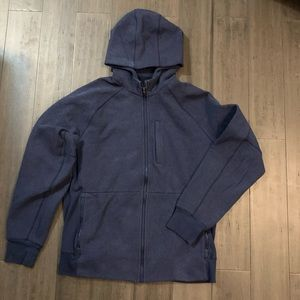 Lululemon Men's zip up XL